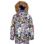 Burton Girls Aubrey Jacket – Animalia