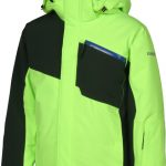 Karbon Exhaust Jacket – Lime Jungle