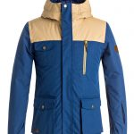 Quicksilver Boys 8-16 Raft 10K Snow Jacket