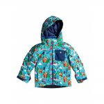 Quicksilver Boys 2-7 Mr Men Little Mission 10K Snow Jacket