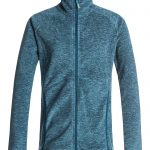 Roxy Womens Harmony Technical Snow Zipped Fleece Jumper 2018