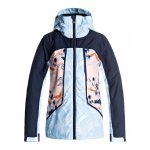 Roxy Wildlife 15K Jacket – Madarin Pop