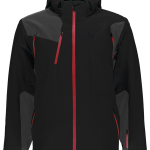 Spyder Bromont Jacket Black Polar