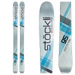 Stockli Stormrider 95 ski only – 184cm