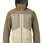 AK Gore Swash Jacket – Canvas Safari Kelp