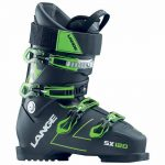 Lange SX 120 Boot – Black Green
