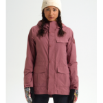 Burton Women's Runestone Jacket Rose Brown