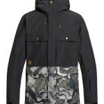 Quiksilver Horizon Jacket Black Sir Edwards