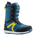 Burton Kendo Boot Blue Yellow