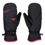 Roxy Jetty Solid Mitt – Black