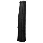 The Douchbag Ski / Snowboard Wheelie Bag – Black