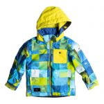 Quicksilver Boys 2-7 Little Mission 10K Snow Jacket