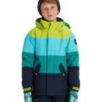 Burton Kids' Symbol Jacket Tender Shoots