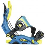 Flow Fuse Hybrid Step In Snowboard Bindings