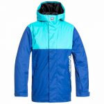 DC Defy Youth Jacket – Monaco Blue